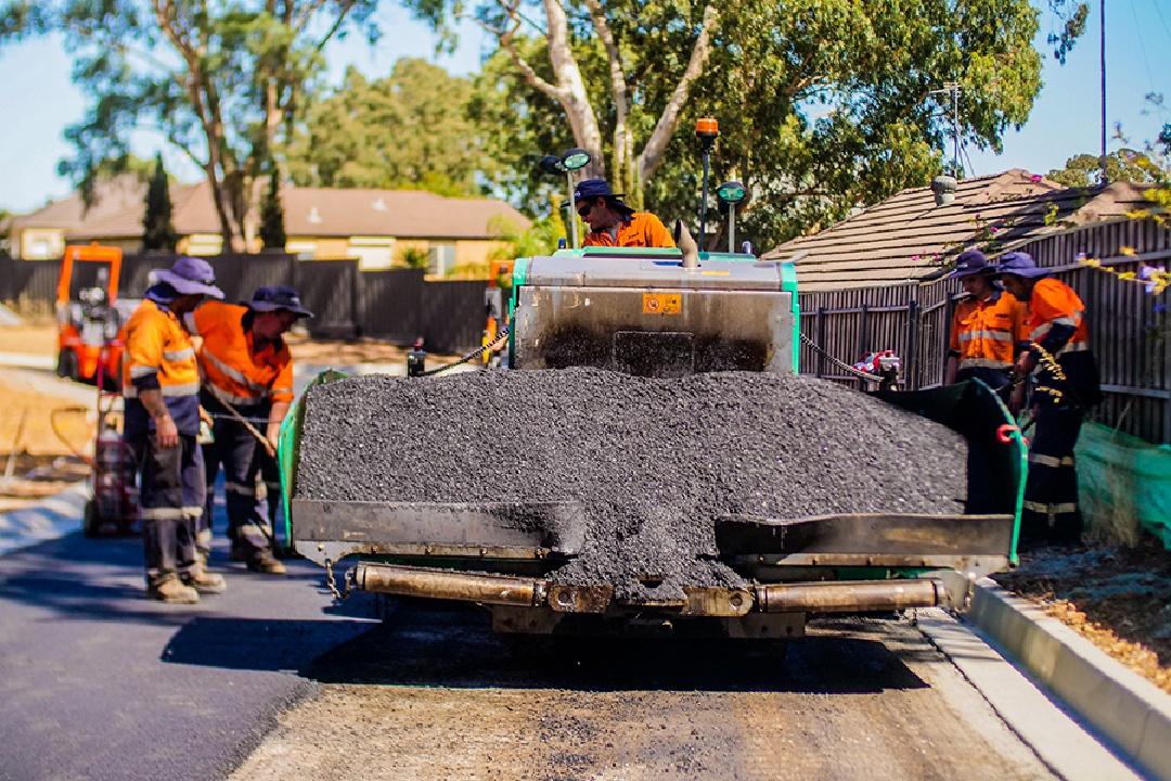 Bitumen Driveway Repairs Adelaide